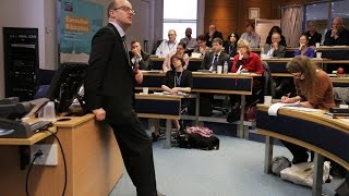 Handling Complexity with Professor Richard Jolly | London Business School