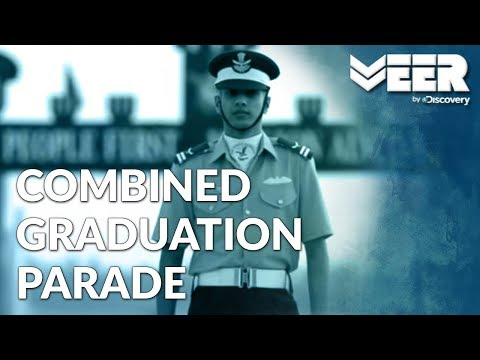 Indian Air Force Academy E4P4 | Combined Graduation Parade at AFA Hyderabad | Veer by Discovery