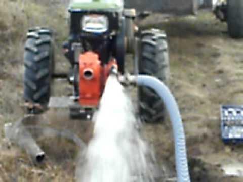 Водяная помпа до мотоблока