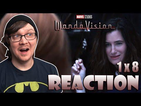 WANDAVISION - 1x8 - Reaction! (Season 1 Episode 8)