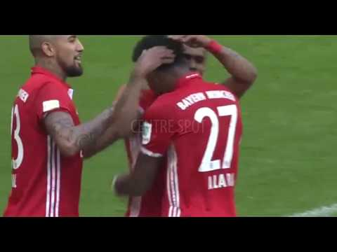 Bayern Munich - Eintracht Frankfurt 3-0 Bundesliga Goals & Highlights