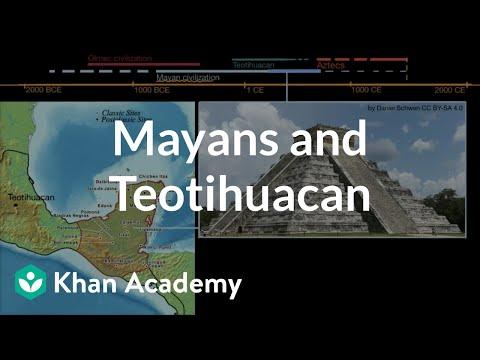 Mayan Civilization Video Early Americas Khan Academy