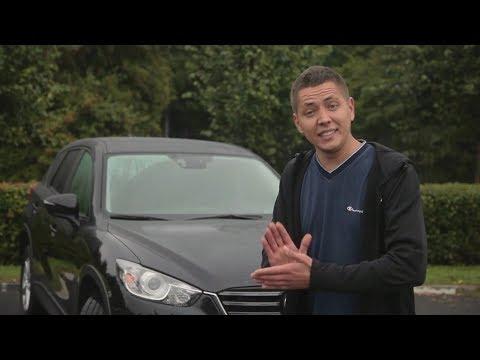Обзор Mazda CX5