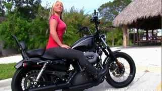 10. Used 2009 Harley-Davidson Sportster Nightster XL1200N