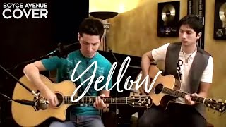 Coldplay - Yellow (Boyce Avenue acoustic cover) on iTunes‬ & Spotify