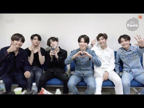 [BANGTAN BOMB] Last day of 'FAKE LOVE' stage @ Ingigayo - BTS (방탄소년단)
