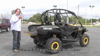 2. BRP Can-Am Commander 1000 X Review with Chris Moran from Chicago Motor Cars