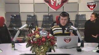 Волейболист сборной России Александр Маркин в гостях у Top Sport