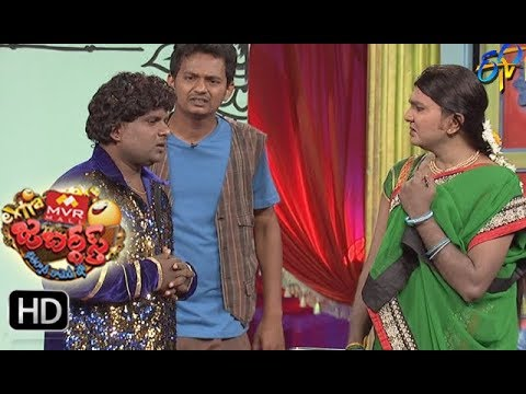 Venky Monkies Performance | Extra Jabardasth | 17th November 2017