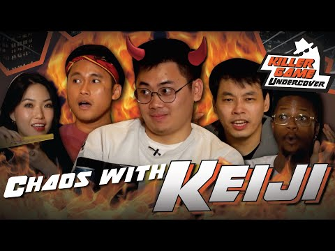 Can Keiji Find Them All? | Killer Game Season 6 Ep 5