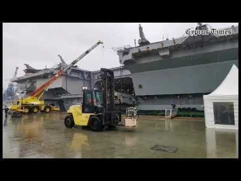 Video - Charles de Gaulle: 5+2 μοναδικά καρέ από το καμάρι του γαλλικού ναυτικού