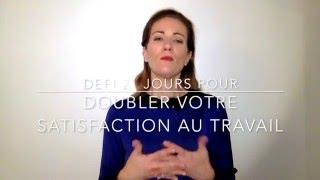 Vidéo 12/21 pour doubler votre satisfaction au travail:  confort