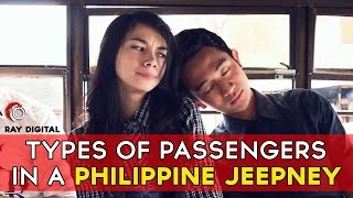 Video Types of Passengers in a Philippine Jeepney MP3, 3GP, MP4, WEBM, AVI, FLV Agustus 2018