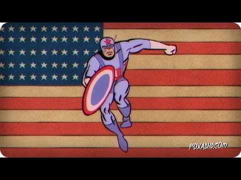 Captain America Statistics Song