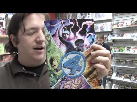 UNBOXING WEDNESDAYS at Stadium Comics - Episode 013