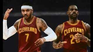 Nonton Confirmed Carmelo Anthony Traded To Cleveland Cavaliers Nba 2016 2017 Season Film Subtitle Indonesia Streaming Movie Download