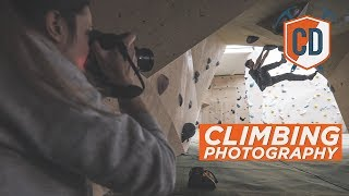 How To Take The Perfect Indoor Climbing Photo | Climbing Daily Ep.1343 by EpicTV Climbing Daily