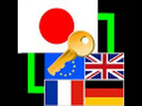 Video of Euro-Japan dictionary