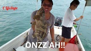 Download Lagu Fishing Challenge: Ball Rig VS Apollo Rig S3E10 ONZZ Fishing Singapore Mp3