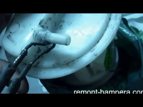 Ремонт топливной трубки