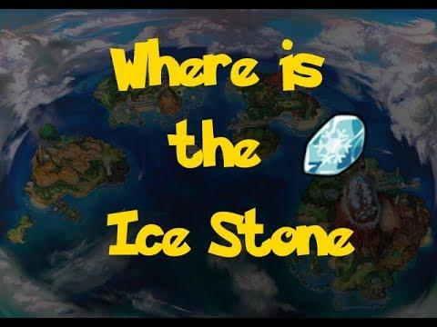 Where Is: The Ice Stone (Pokemon Ultra Sun/Moon)
