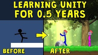Video 6 Months of Learning Game Development in Unity (Progress & Result) MP3, 3GP, MP4, WEBM, AVI, FLV Mei 2019