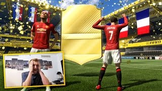 Video OMFG 2 WALKOUTS IN ONE PACK!!! FIFA 17 CYBER MONDAY PACK OPENING!!! MP3, 3GP, MP4, WEBM, AVI, FLV Juni 2017