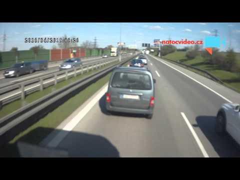 Idiot na dálnici