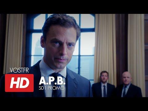 A.P.B. S01 Promo VOSTFR (HD)
