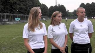 Preview video INTERVISTA A NADIA PIZZI - ELISA BUTTO´ - FRANCESCA SIRONI