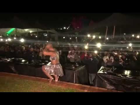 Zodwa Wabantu: On The Edge. I Can Hear Dubai Calling