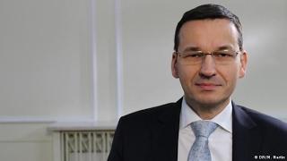Mateusz Morawiecki w DW: Prawo nie jest najważniejsze.