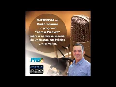 ENTREVISTA RÁDIO CÂMARA - Programa