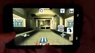Q-Touch (Port of Quake) YouTube video