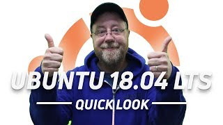 Video Ubuntu 18.04 LTS - Quick Look and What's New MP3, 3GP, MP4, WEBM, AVI, FLV Juni 2018