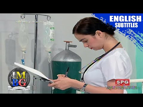 Bubble Gang: Kim Domingo as the sexy nurse
