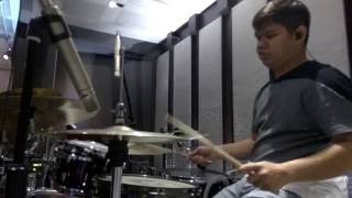 Kunyanyi Haleluya - Symphony Worship (Drum Cover)