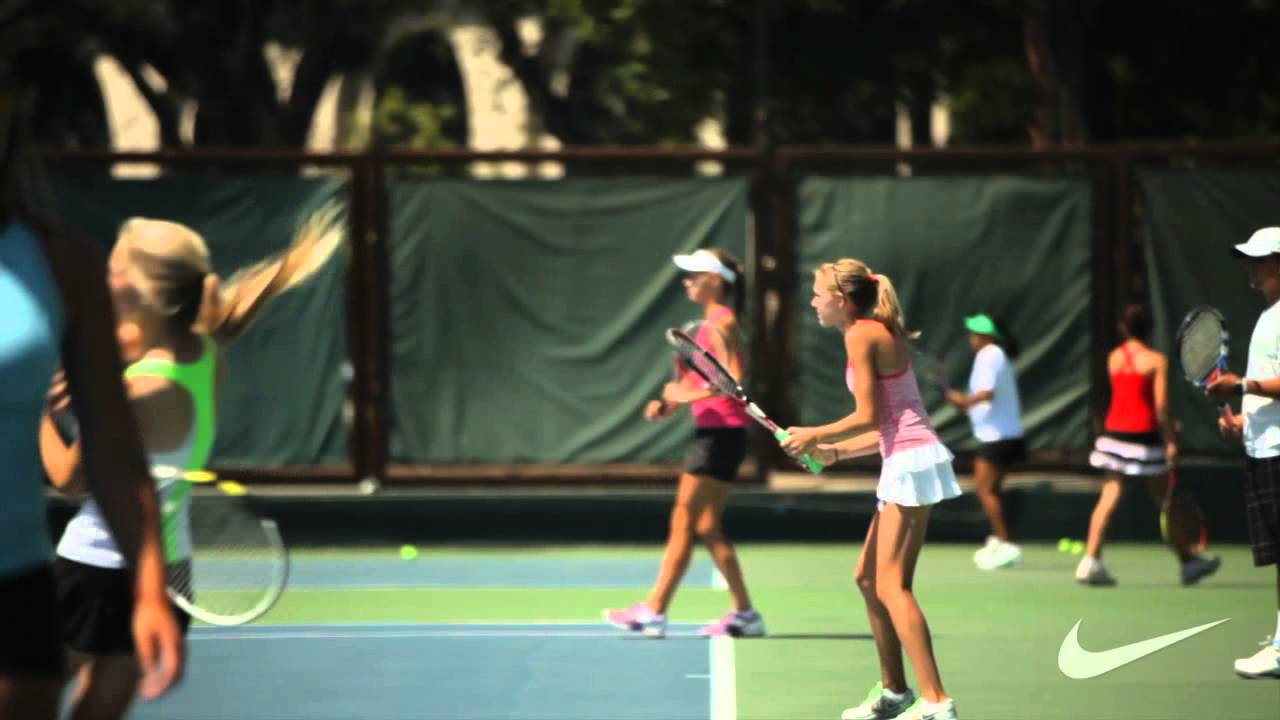 Nike Tennis Camps for International Campers  - Video