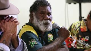 Frank Curtis speaks at StandUp Conference 2017. A meeting on the 10th anniversary of the NT Intervention about the suffering of the last decade, and the plans for continued resistance. 10 Years Too Long. Friday 23rd June 2017