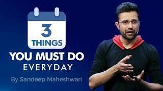 Nonton 3 Things You Must Do Everyday   By Sandeep Maheshwari Film Subtitle Indonesia Streaming Movie Download