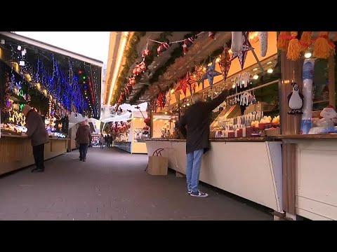 Στρασβούργο: Άνοιξε και πάλι η χριστουγεννιάτικη αγορά…