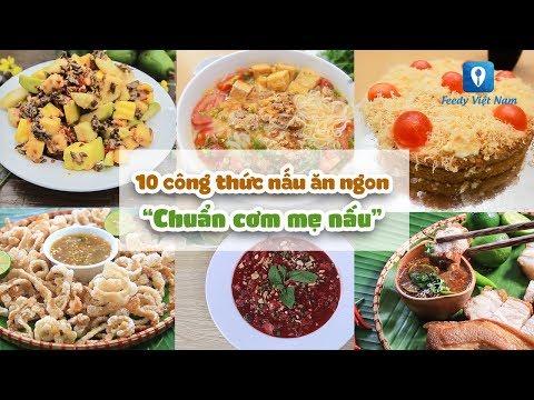Món Ăn Ngon - CANH GIÒ HEO HẦM HẠT SEN thơm ngon bổ dưỡng đầy hấp dẫn - Thời lượng: 10 phút.