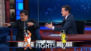 Video Friday Night Fights with Neil deGrasse Tyson MP3, 3GP, MP4, WEBM, AVI, FLV September 2018