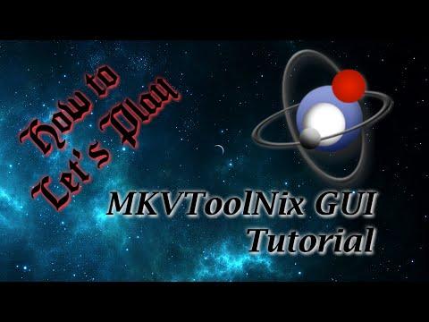 MKVToolNix GUI Tutorial - FREE Videos zusammenfügen - #006 (deutsch | german)