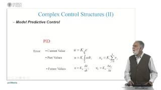 Control Systems Design: Complex Control system |  | UPV