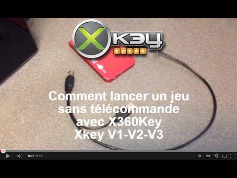 comment installer xkey v2
