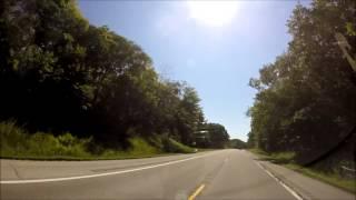 Manistique (MI) United States  City pictures : Michigan U.P. - Manistique to Mackinac Bridge (not crossing)