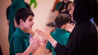 The documentary follows ten autistic kids in the UAE as they learn to work together to put on a play. The film will be released this...