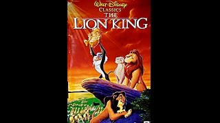 Video Opening to The Lion King UK VHS [1995] MP3, 3GP, MP4, WEBM, AVI, FLV Oktober 2018