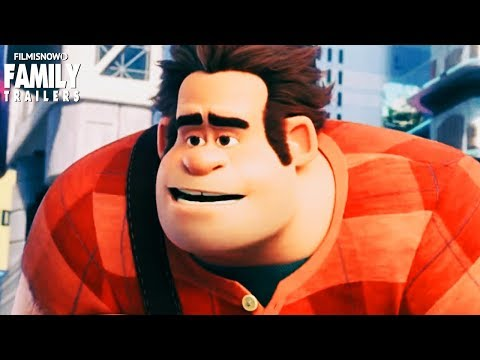 "WRECK-IT RALPH 2 | ""KnowsMore"" Trailer - Ralph Breaks The Internet Disney Movie"